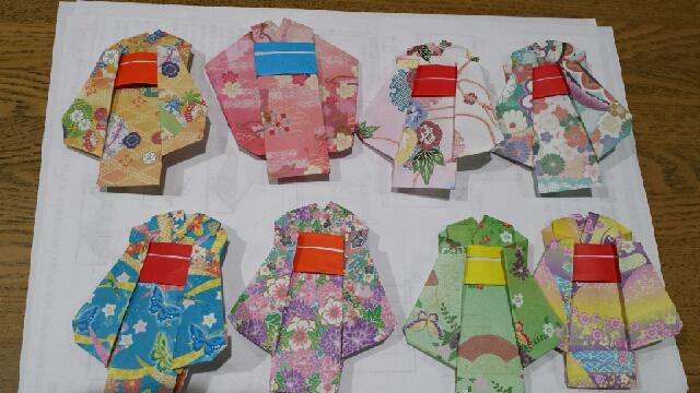 ハート 折り紙 着物 折り紙 折り方 : momochan43.cocolog-nifty.com